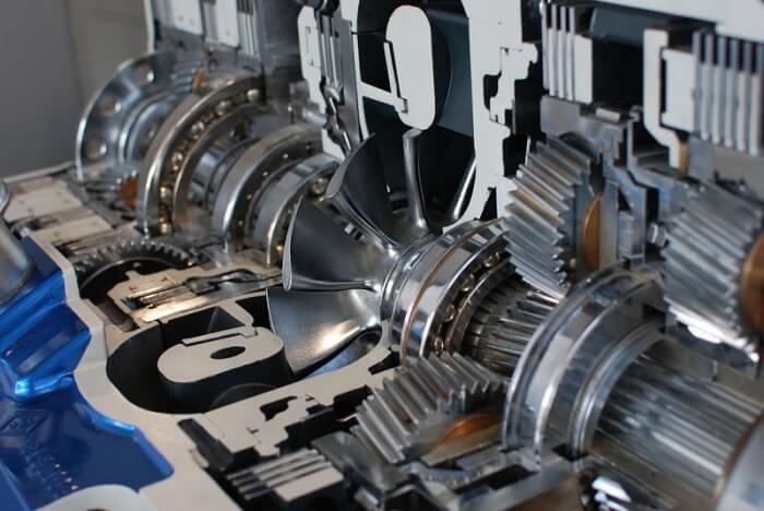 automatic transmission system