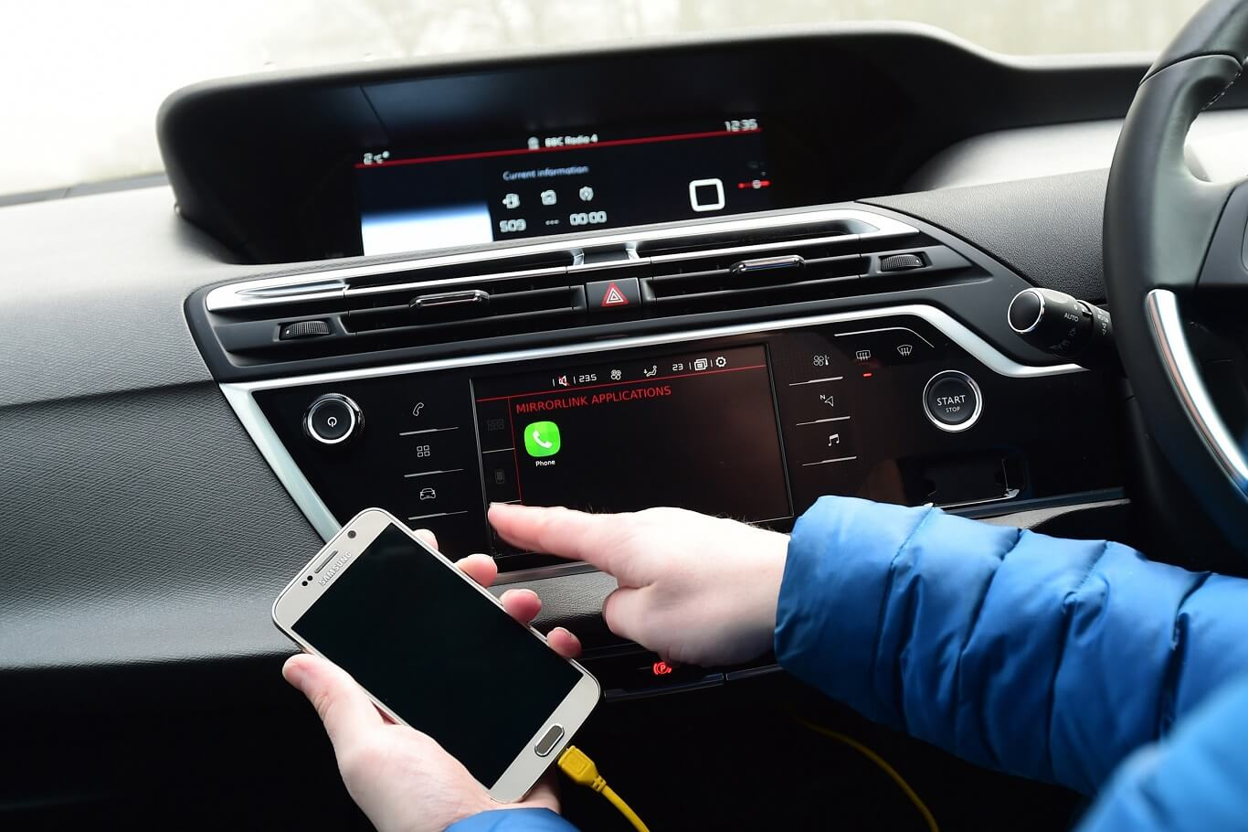 best touch screen radios