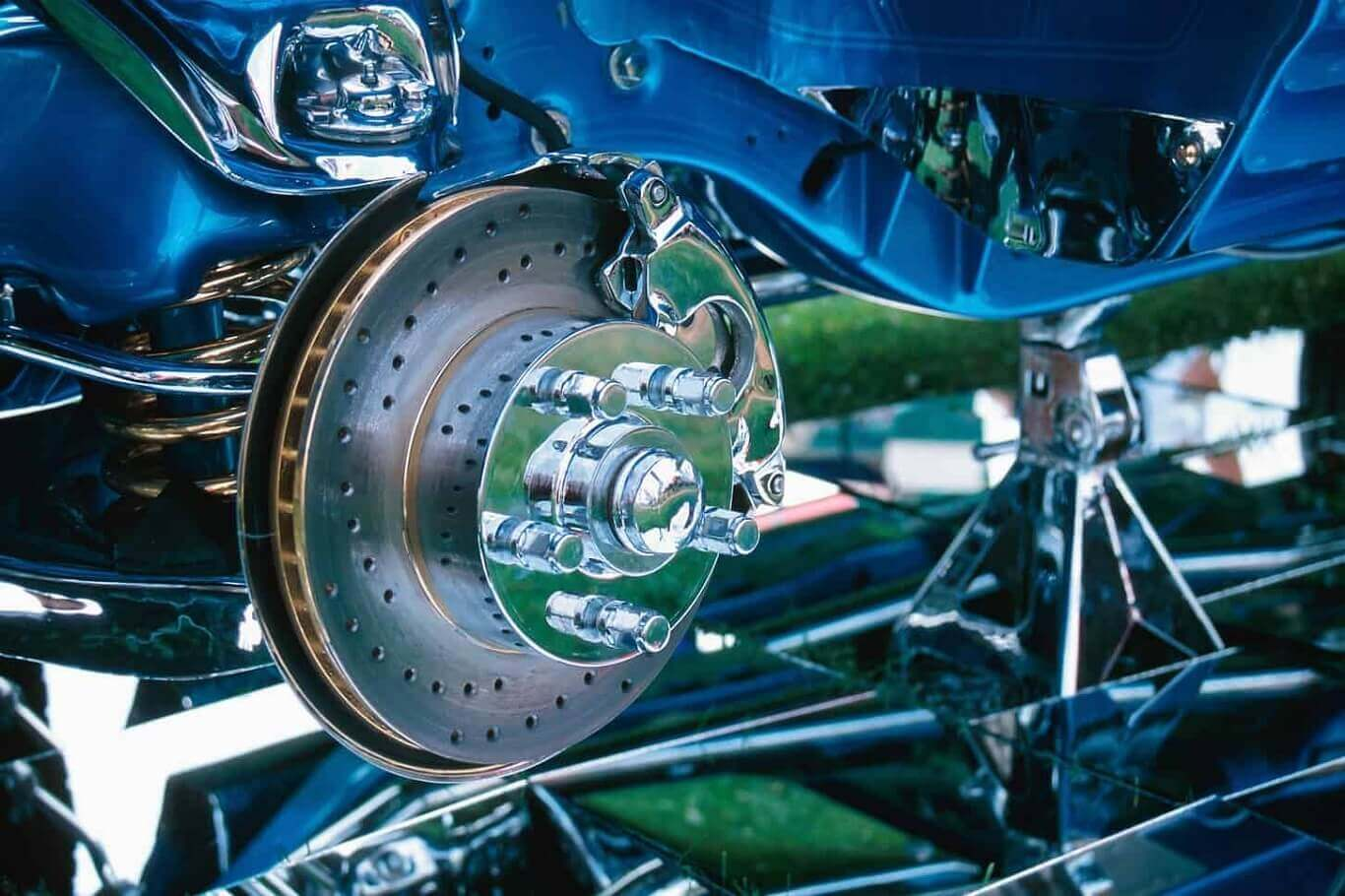 difference between disc and drum brakes