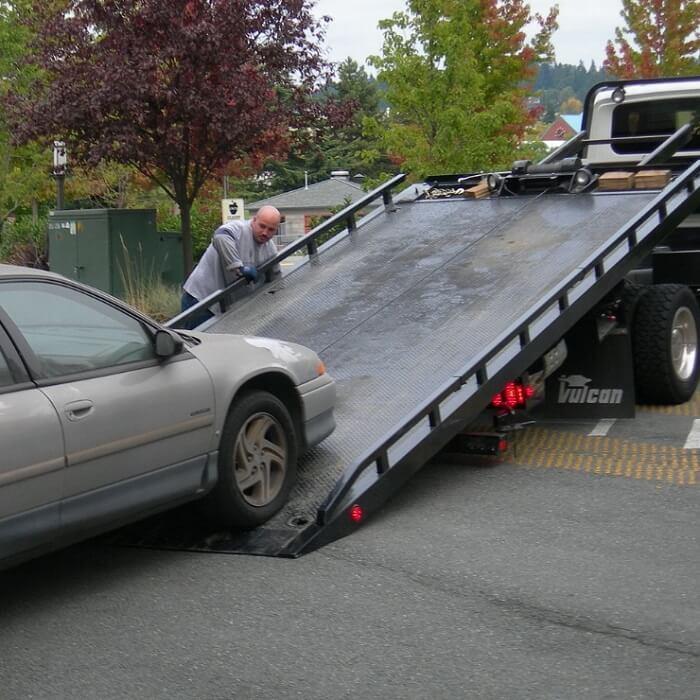 junk car owner