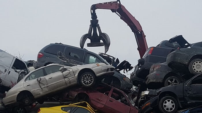service provider for junk car removal.