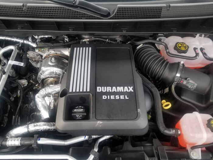 Duramax Oil for Heavy Vehicles