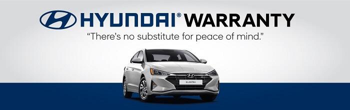 Essential elements of Hyundai warranty