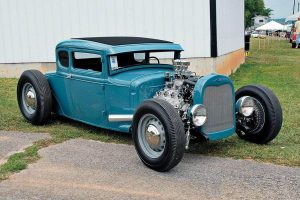 How to build a rat rod front end.