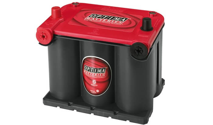 Optima Battery RedTop 75 25