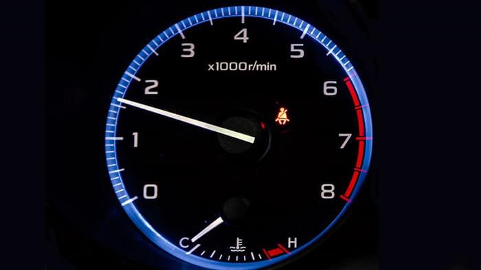 Random irregular Idle speed