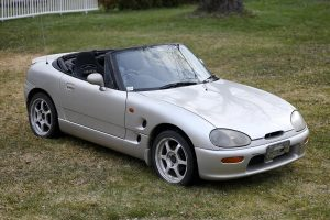 Suzuki cappuccino engine swap