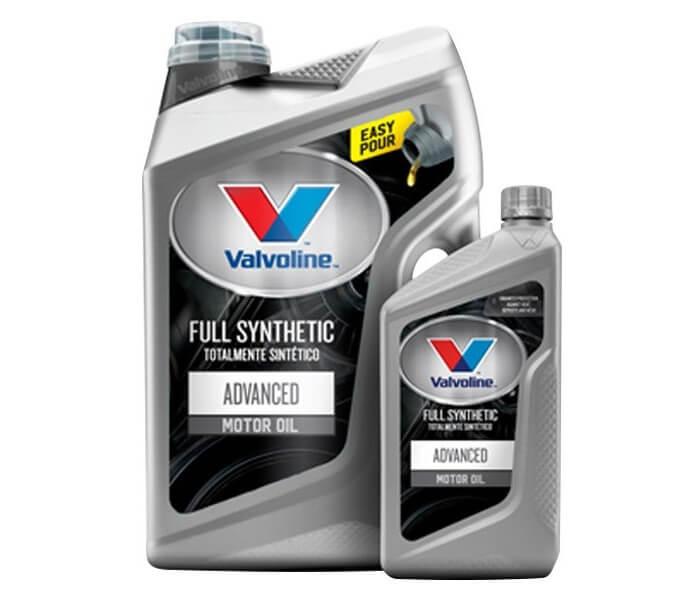 Valvoline Full Synthetic Advanced 5W-30 Motor Oil