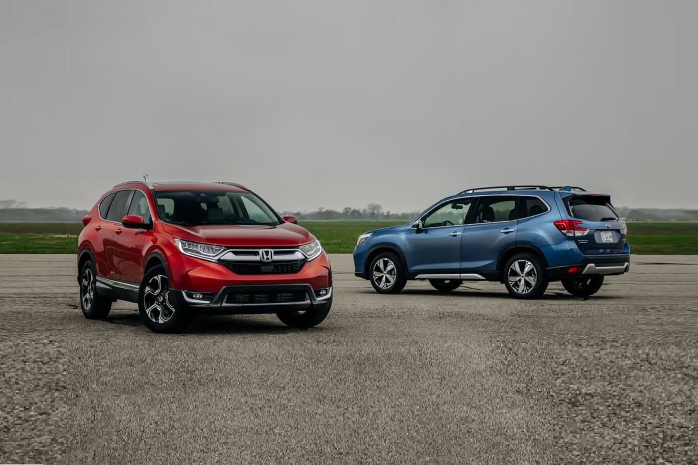 what is the difference between a honda crv and hrv