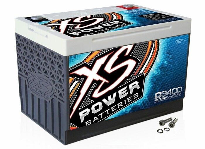 XS Power D3400 High Output Battery
