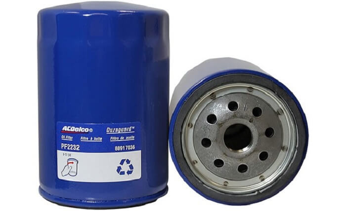 acdelco-professional-engine-oil-filter