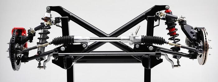 front suspension