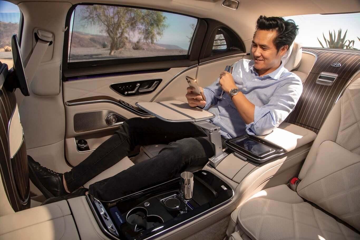 3 most comfortable car.