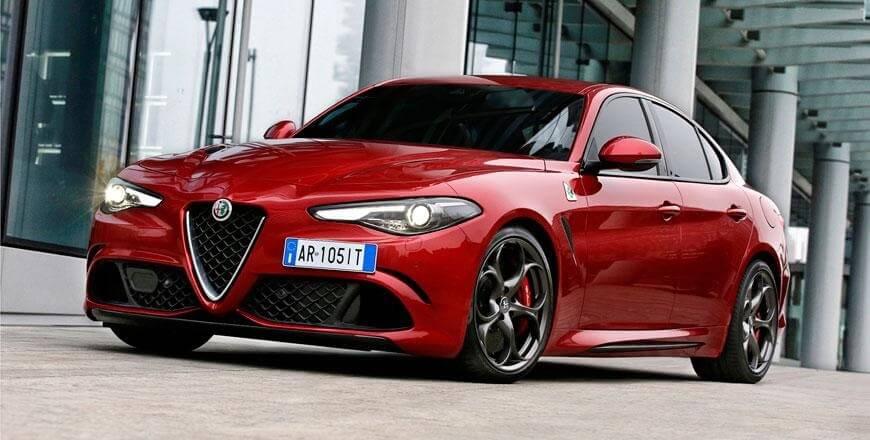 Alfa Romeo Giulia Saloon