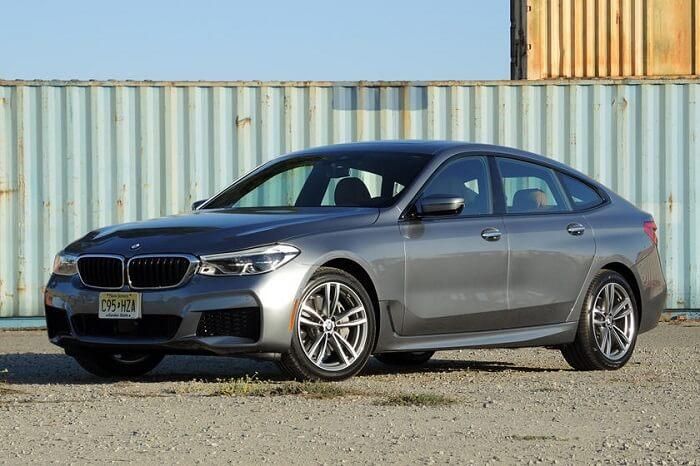 BMW 6 Series Gran Turismo Hatchback 2019