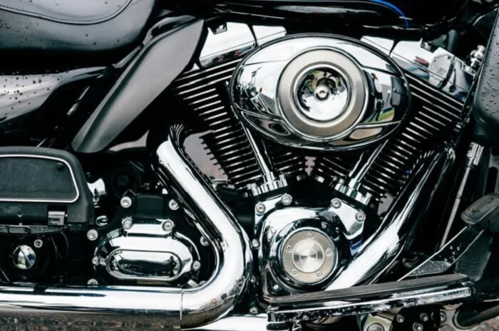 Harley-Davidson-Twin-Cam-Engine
