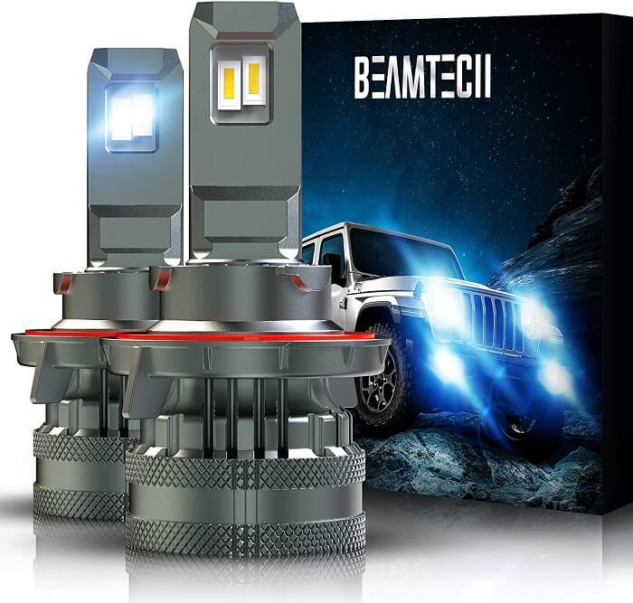 High level of heat dissipation by BEAMTECH