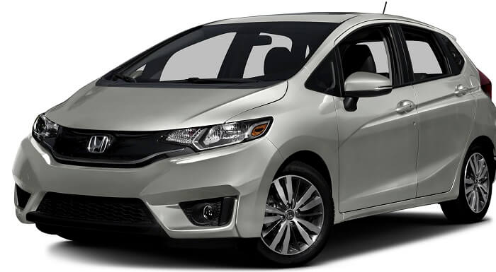 Honda Fit (2007 to 2016)