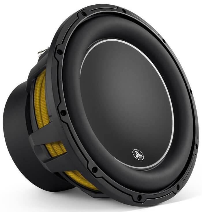 JL Audio W6V3 Series subwoofers