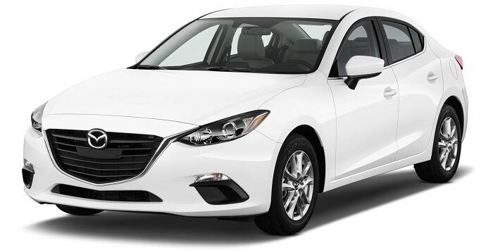 Mazda3 (2010 to 2015)