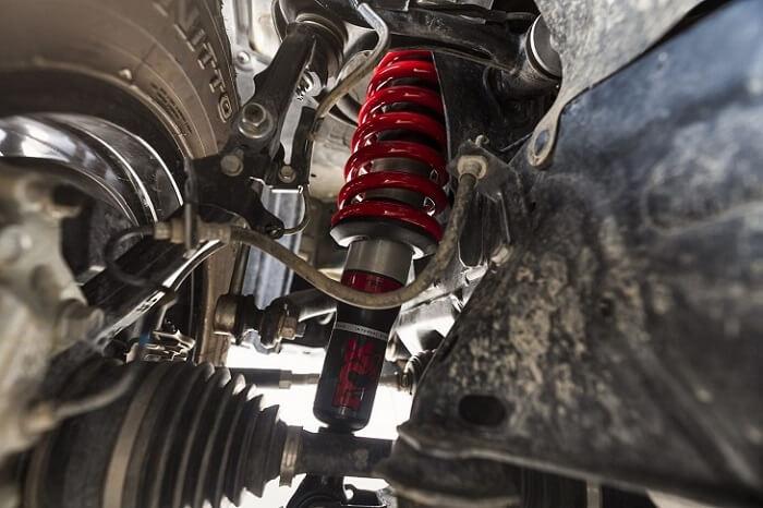 Monroe Oespectrum light truck shock absorber review 2021