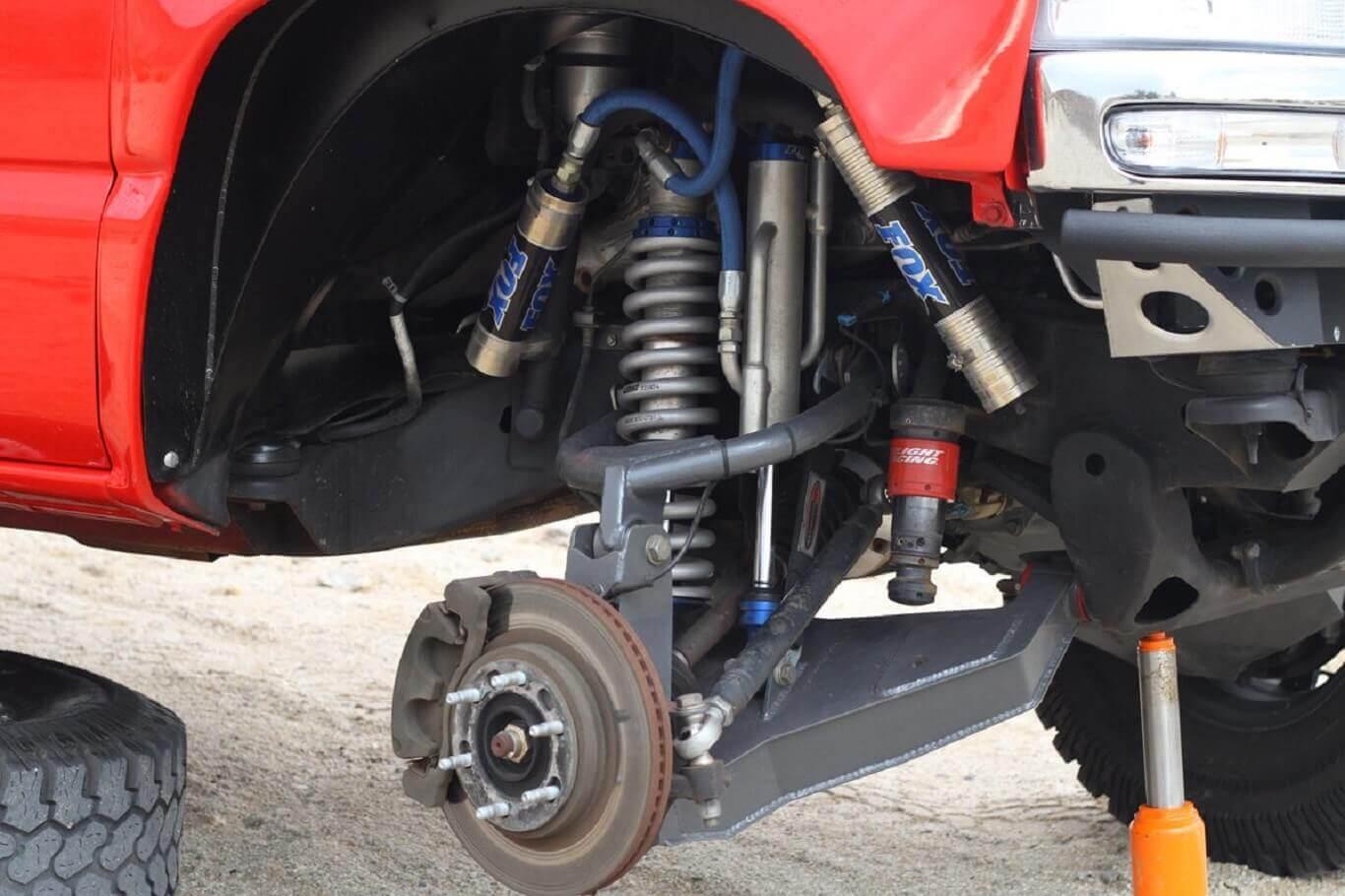 Monroe Oespectrum light truck shock absorber review