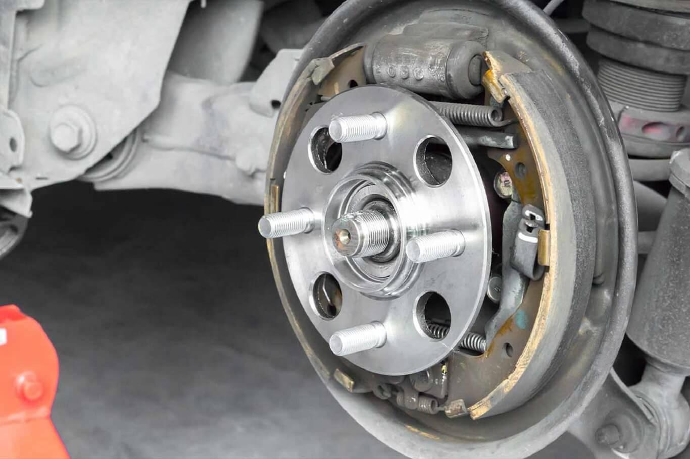 Replace Wheel Bearings Cost..