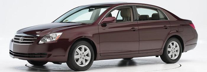 Toyota Avalon (2005 to 2012)