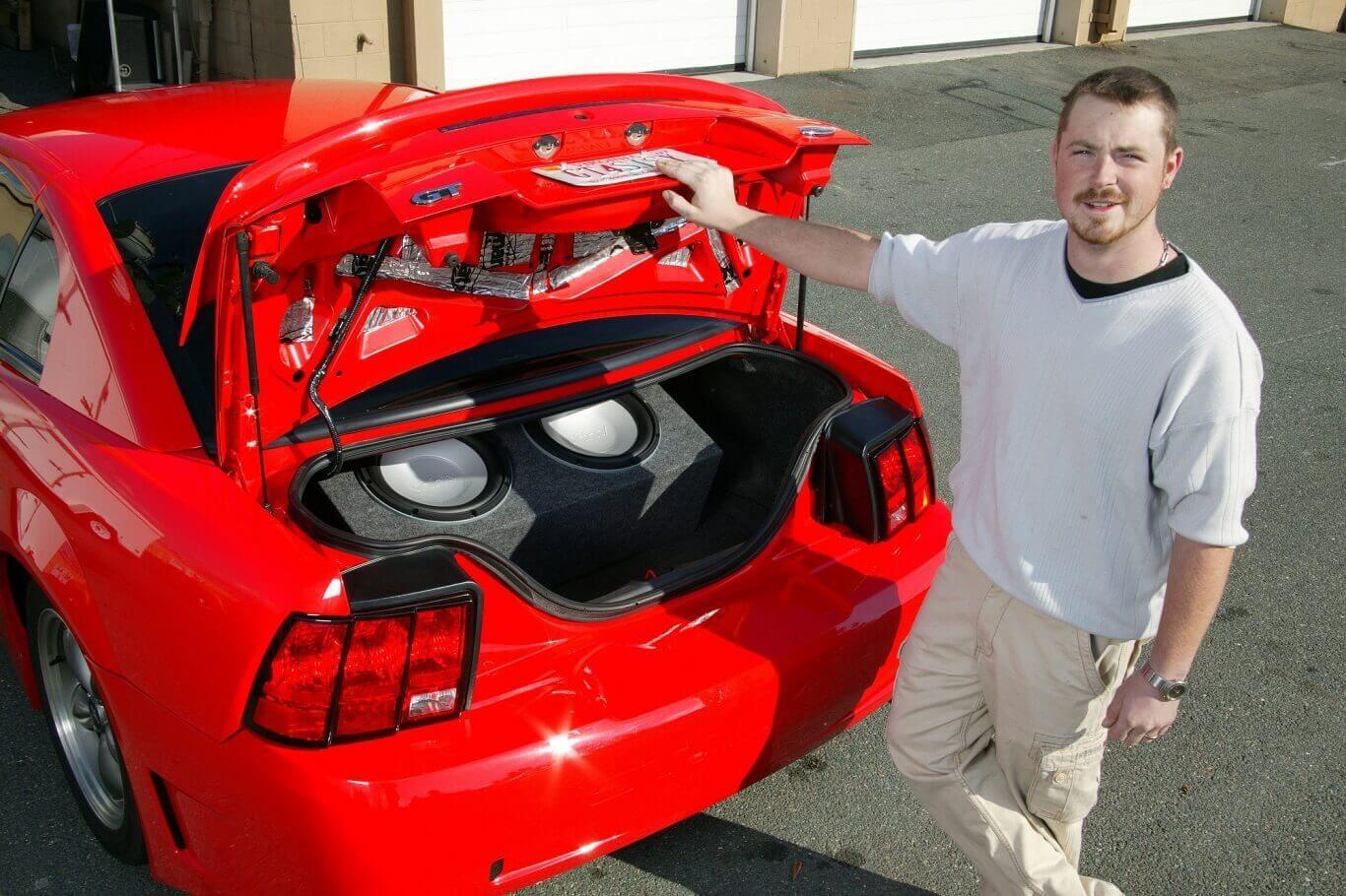 best car subwoofer for deep bass
