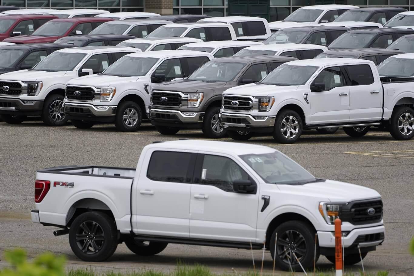 best pickup truck deals