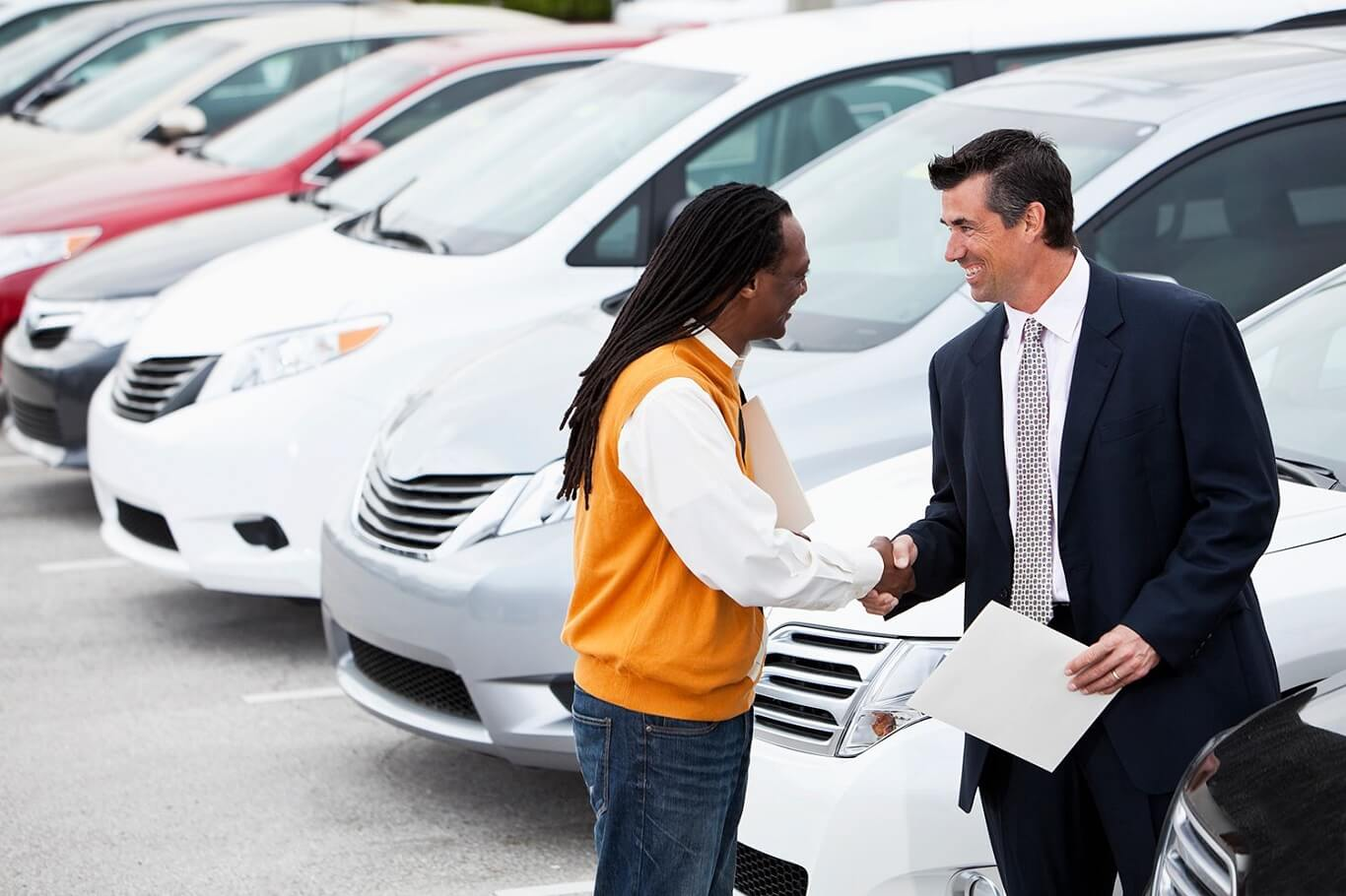 how to sell a car with a loan.