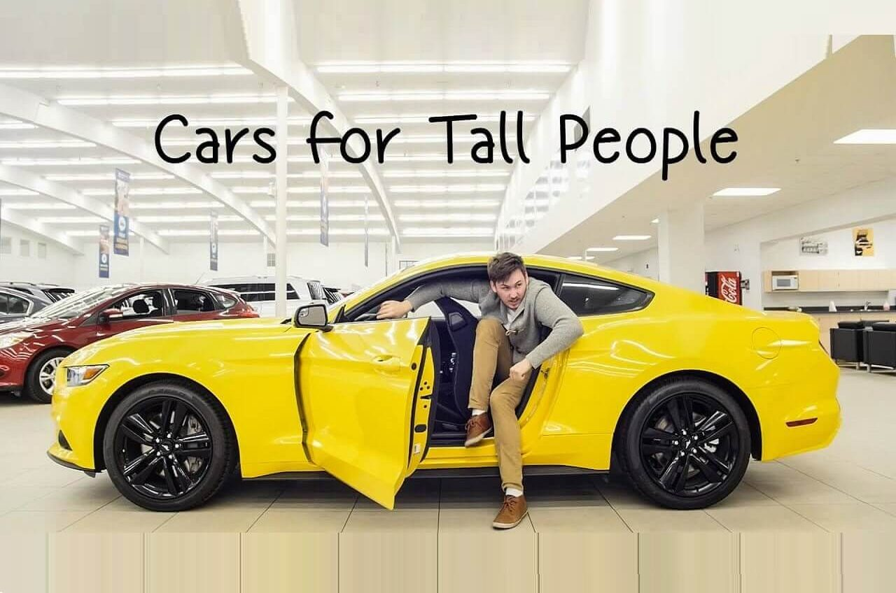 sports cars for tall people