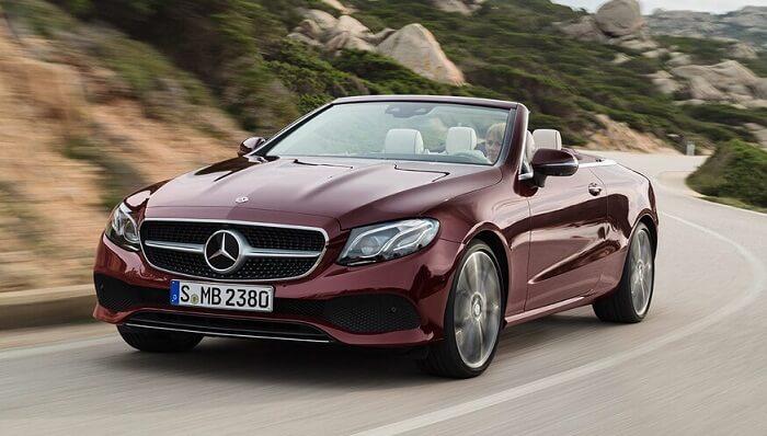 2018 Mercedes –Benz E – Class