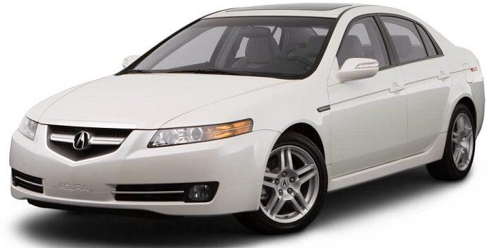 Acura TL – 2008