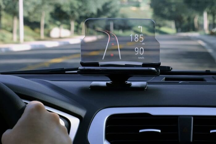 Are the chevy heads-up displays improving safety