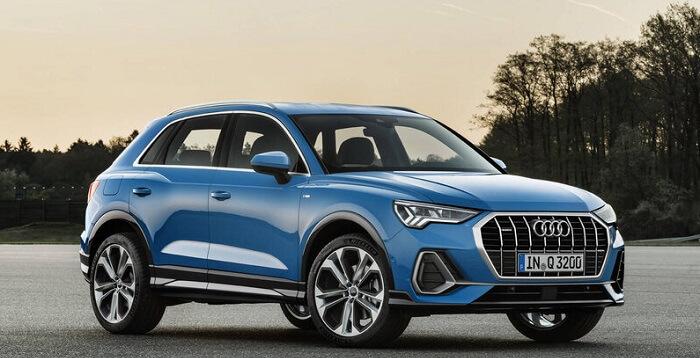 Audi Q3 – $399 per month