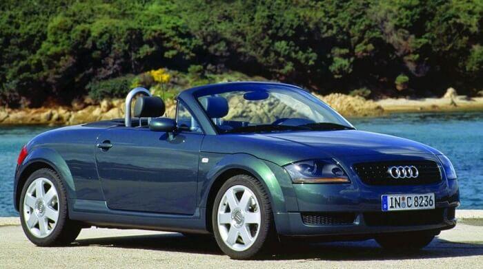 Audi TT 1.8t 2004 – $7,500 – $9800