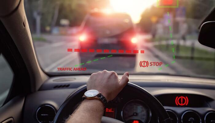 Automatic emergency braking