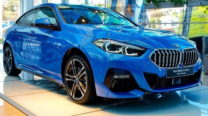 BMW 2 series – 2021