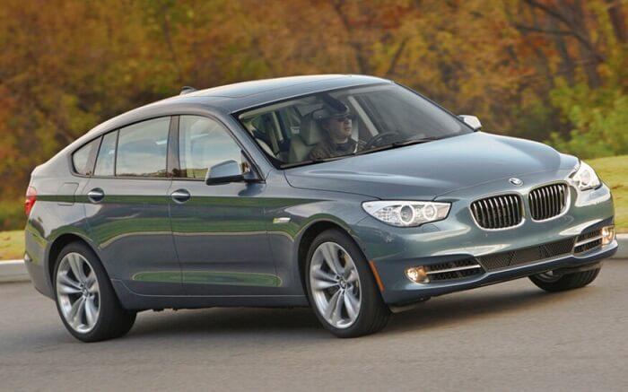 BMW 550i – 2010 (360 HP)