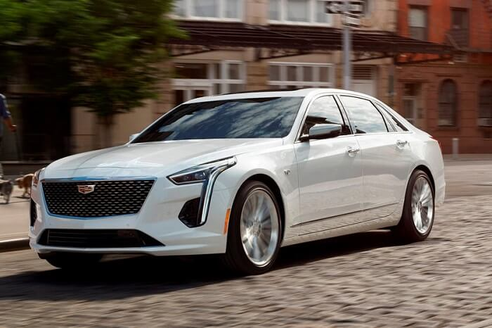 Cadillac CT6 AWD Luxury – 2020 ($629 monthly)