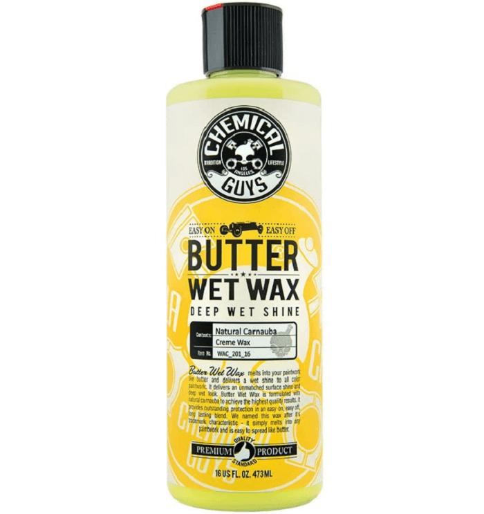 Chemical Guys WAC 201 Butter Wet Wax