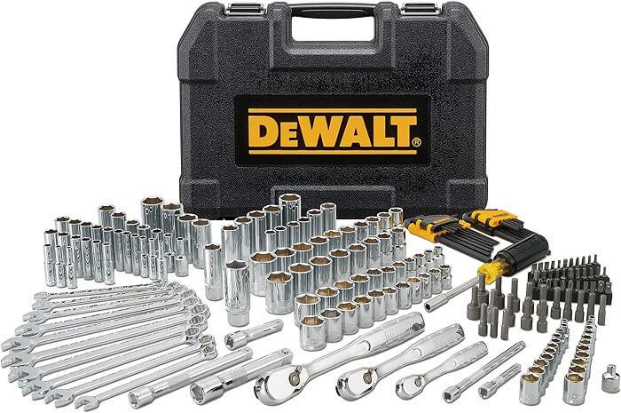 DWMT81534205 Piece Mechanics Set by DeWALT