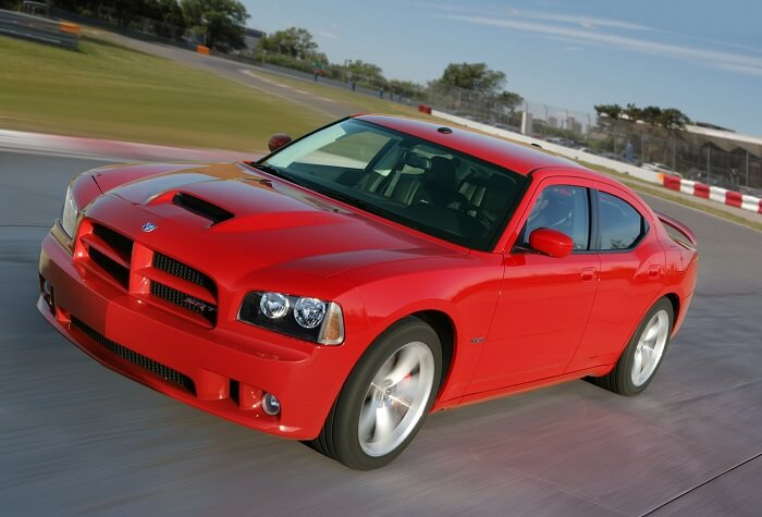 Dodge Charger RT – 2010 (368 HP)