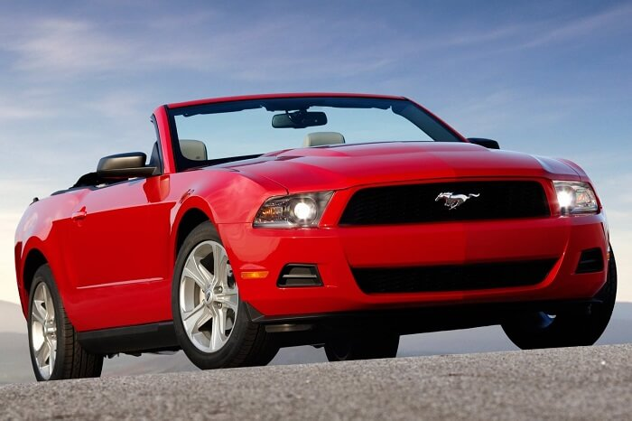 Ford Mustang GT – 2010 (315 HP)