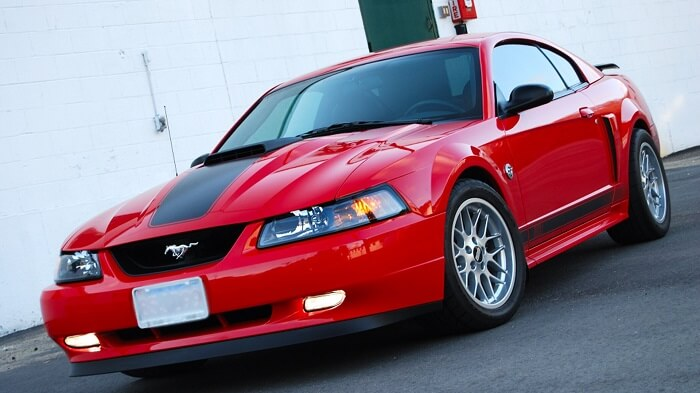 Ford Mustang GT (1994-2004)