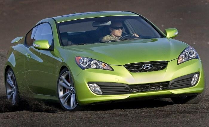 Hyundai Genesis GT Coupe – 2010 (306 HP)