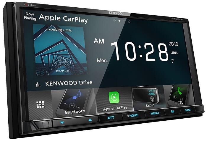 Kenwood Excelon DMX706S Multimedia Receiver