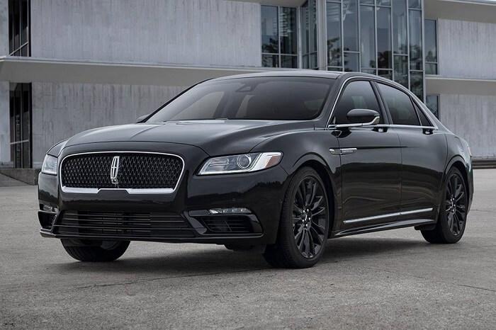 Lincoln Continental – 2020