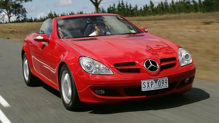 Mercedes-Benz SLK (1998 to 2009)